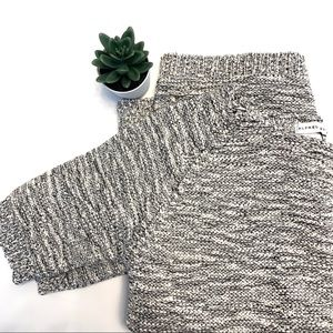 Alfred Sung Cotton Blend Sweater size Small